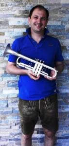 Oli-Fer mit Hackl-Trompete - edition 50 - Copyright by Oliver Barz